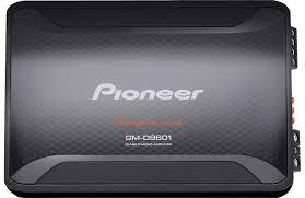 pioneer gm d9601. pioneer gm-d9601 mono subwoofer amplifier - gibbys electronic supermarket gm d9601 r