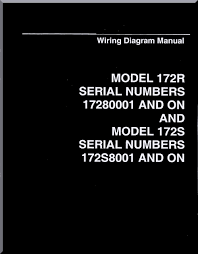cessna 172 r 172 s series aircraft wiring diagram manual aircraft Basic Aircraft Wiring Diagram at Cessna 172s Wiring Diagram