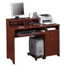 furniture for computers at home. Tuscany Brown Legend Computer Desk Bestar Desks Home Office Furniture For Computers At H