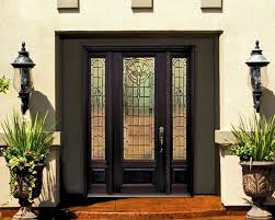 front door with sidelightFiberglass for Front Entry Doors with Sidelights  Design Ideas