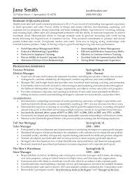 Sample Resume For Retail Best of Sample Resume Of Store Manager Retail Manager Template Resume