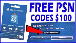 how to get free psn codes free psn code generator no human verification