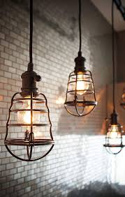 home industrial lighting. industrial chic elements home industrial lighting u