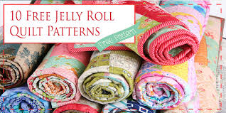 Free Jelly Roll Quilt Patterns & 10 Free Jelly Roll Quilt Patterns Adamdwight.com