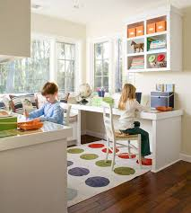 office home ideas. Modern Child Friendly Home Office Ideas