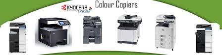 Small Picture Kyocera colour Copiers in hyderabadKyocera color printers
