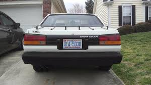 1985 Toyota celica gts coupe for sale
