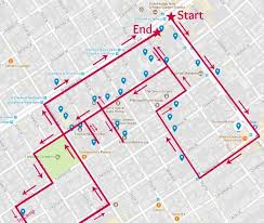 garden district new orleans walking tour map. Interesting District Free SelfGuided Garden District Walking Tour Map  Hello Little Home Throughout New Orleans W