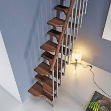 how does a space saver staircase kit work