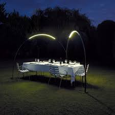 unusual outdoor lighting. Halley Produces An Arc Of Light For Outdoors Unusual Outdoor Lighting N