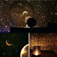 star projector night light new celestial star projector lamp cosmos night light starry sky romantic lamp