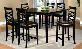 pub dinette sets the dining room pub table round set tables for and chairs decor lots road pub table with 4 chairs dining counter height dinette sets