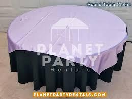 tablecloth round overlay diamond als 06