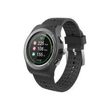 Volkano Active Tech Alpha Series <b>Multisport</b> GPS <b>Smart Watch</b> (Black)