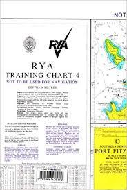 Rya Charts Rya Training Chart No 4 Amazon Co Uk Rya 9781906435110