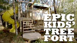 234 Best TREEHOUSE Images On Pinterest  The Tree Build A Diy Treehouses For Kids