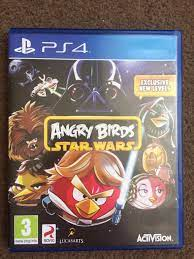 PS4 angry birds game in LE3 Blaby for £15.00 for sale