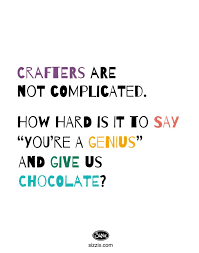 Crafting Quotes Adorable Quotes About Crafting 48 Quotes