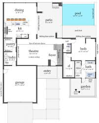 Ultra Modern Home Plans Ultra Modern Home Floor Plans With Design Inspiration 44767