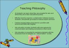 teaching philosophy statement examples card authorization  8 teaching philosophy statement examples