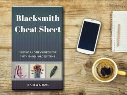 ebook blacksmith cheat sheet