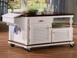 Unfinished Furniture Kitchen Island Small Kitchen Islands On Wheels Portable Kitchen Island Idea For