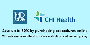 My Chart Chi Omaha Md Save Chi Health