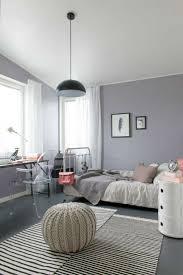 Pink And Grey Girls Bedroom Tween Bedrooms