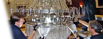 skilled chandelier restoration