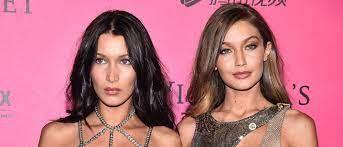 Gigi and Bella Hadid Play the Social ...