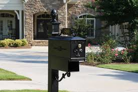cool residential mailboxes. Black Residential Mailboxes Cool B