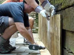 how to cover a stone wall