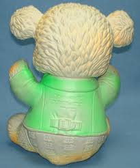 Image result for rubber teddy bear