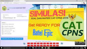 Silahkan di download contoh latihan soal cpns 2018 2019 beserta kunci jawaban. Contoh Soal Cpns 2018 Simulasi Cat Cpns 2018 Dari Bkn Icpns