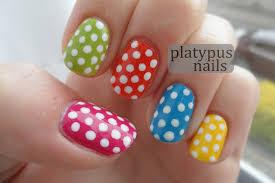 Nail Design Dots - Nail Arts