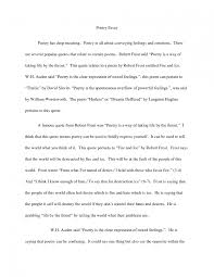 examples of poetry analysis essays sample poetry analysis essay examples of poetry analysis essays