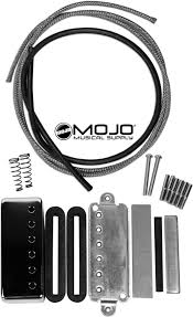 vintage mini humbucker pickup kit mojotone vintage mini humbucker pickup kit