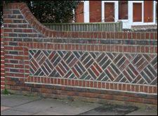 Small Picture Image result for garden boundary brick walls uk courtyards and