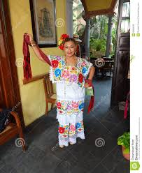 Restaurant Hostess Restaurant Hostess In Merida Yucatan Editorial Image Image