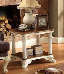 Antique White Coffee Tables Coffee Table Antique White And End Tables Is Also A Kind Thippo