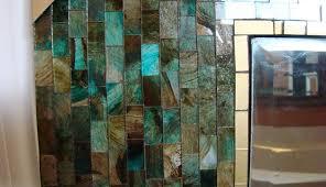 broken mirror lamp self panel pier michaels wall adhesiv mirrored side artwork imports tiles amber one