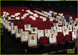 Grandel Theatre Seating Chart Emmys 2018 Seating Chart See Where The Stars Are Sitting