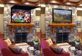 Hidden Tv Cabinets Hidden Tv Cabinet With Tvcoverups