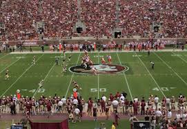 Doak Campbell Seating Chart Rows Doak Campbell Stadium Florida State Seating Guide
