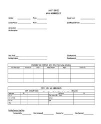 Printable Work Order Forms Free Printable Work Order Template Plumbing Forms Pdf Shop
