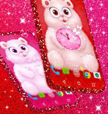 Cute Fluffy Live Wallpaper ❤️ Hearts ...