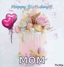 My dearest mom, thank you for being so patient with me for so many years. Happy Birthday Mom Gifs Tenor
