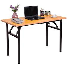 Used home office desk Zenwill Costway Folding Computer Desk Pc Laptop Table Writing Workstation Home Office Furniture Walmartcom Tea For Ewe Costway Folding Computer Desk Pc Laptop Table Writing Workstation