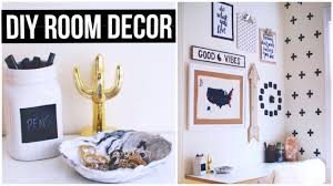 diy tumblr room decor 2015 youtube