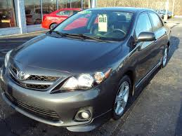 2011 Toyota COROLLA S BASE Stock # 1606 for sale near Smithfield ...
